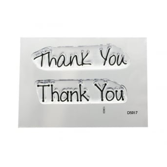 ImpressIt Thank You Stamp Set