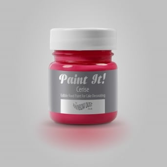 Cerise - Paint-It 25ml Edible Paint