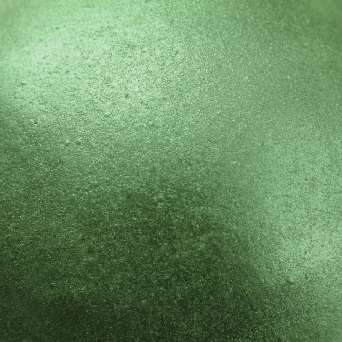 Rainbow Dust Galactic Green Starlight - Edible Silk