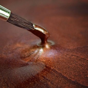 Metallic Copper - Food Paint 25ml