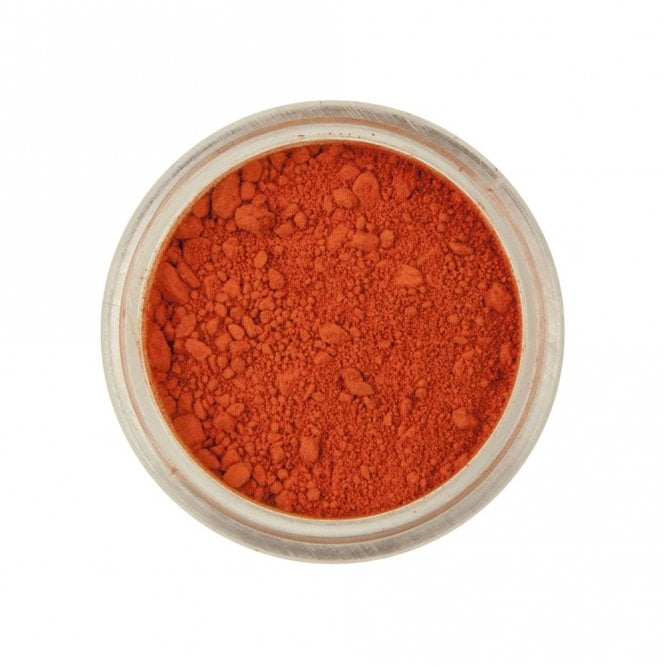 Rainbow Dust Orange Burst - Plain And Simple Edible Dust