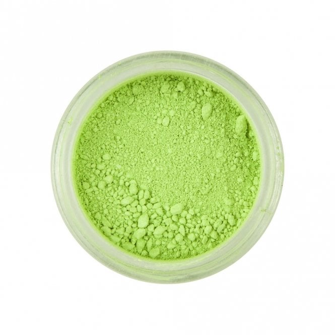 Rainbow Dust Spring Green - Plain And Simple Edible Dust