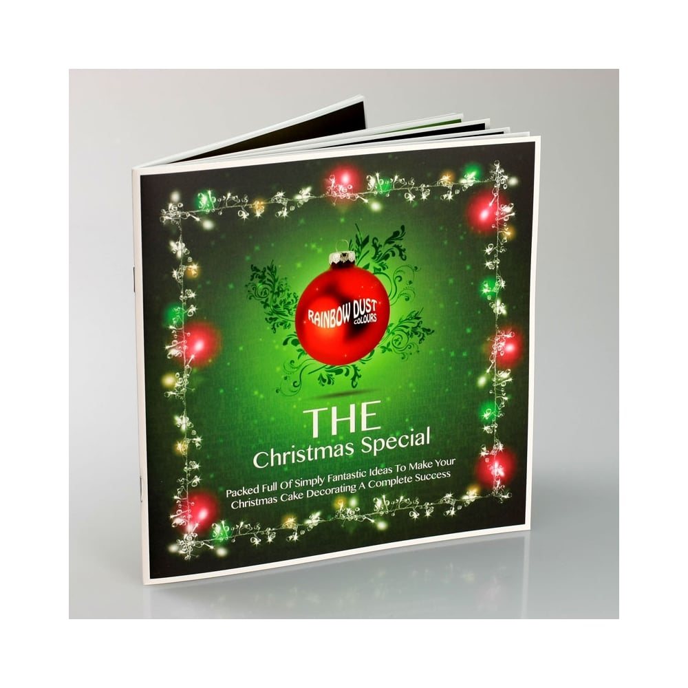 Books Kitchen, Dining & Bar Rainbow Dust The Christmas Special Paperback Book Christmas Decorating Ideas