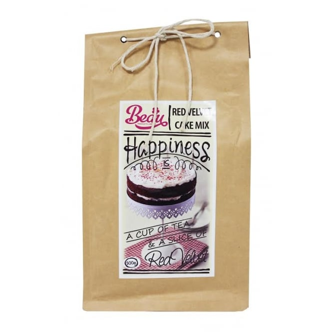 Beau Products  Red Velvet Cake Mix 500g - Beau Products