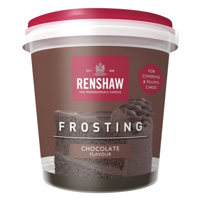 Renshaw Chocolate - Frosting 400g