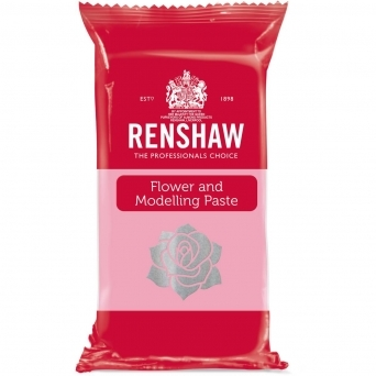 Rose Pink - Flower And Modelling Paste 250g