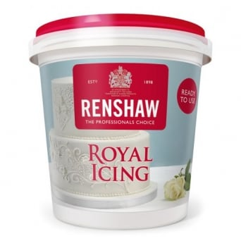 Royal Icing Ready To Use 400g