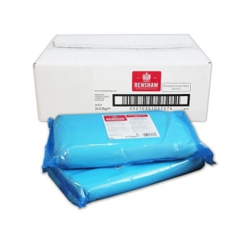 White – Premium Ready To Roll Covering Paste Fondant 5kg