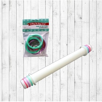 Rolling Pin Rings Size Large By Sugar Crafty