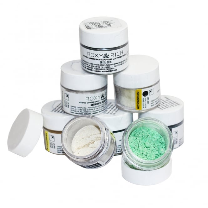 Roxy & Rich Hybrid Lustre Dust 2.5g - Choose A Colour