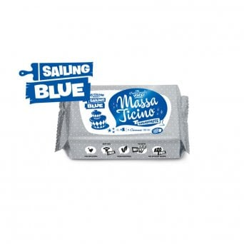 Sailing Blue - 250g Sugarpaste