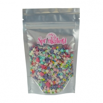 Enchanted Blend Edible Sprinkles 100g