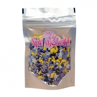 Wizard Blend Edible Sprinkles 100g