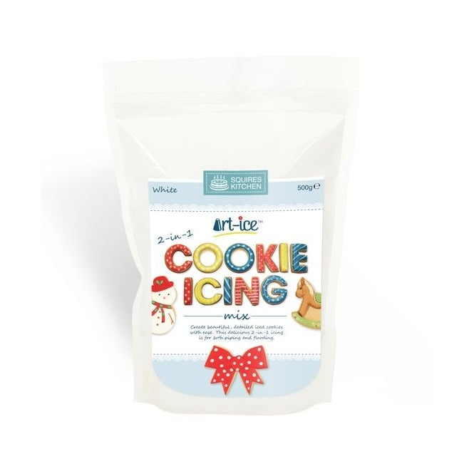 Squires Kitchen 2 In 1 Cookie Icing