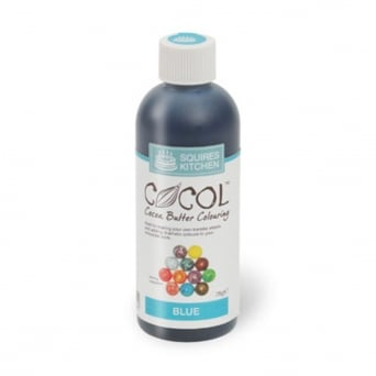 Blue - COCOL Cocoa Butter Colouring 75g