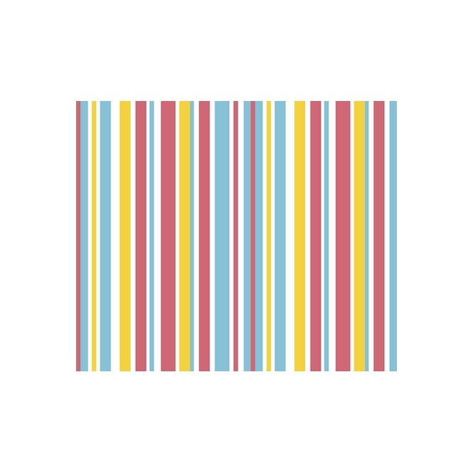 Squires Kitchen  Cocktail Stripe - Chocolate Transfer Sheet x2