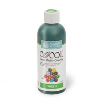Green – COCOL Cocoa Butter Colouring 75g
