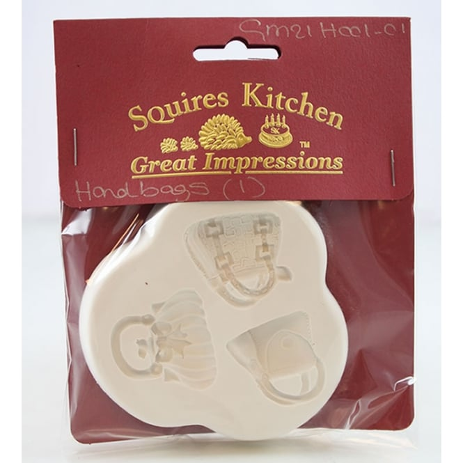 Squires Kitchen Handbags Mould 1