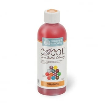 Orange – COCOL Cocoa Butter Colouring 75g