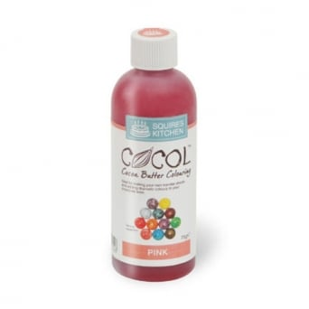 Pink – COCOL Cocoa Butter Colouring 75g