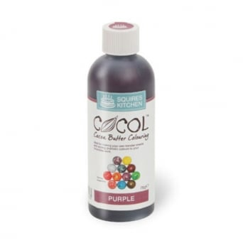 Purple – COCOL Cocoa Butter Colouring 75g