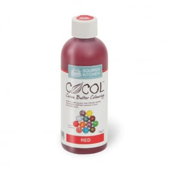 Red - COCOL Cocoa Butter Colouring 75g
