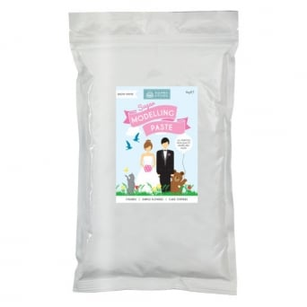 Snow White - Sugar Modelling Paste 1kg