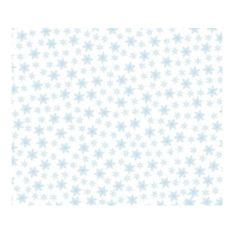 Snowflake – Chocolate Transfer Sheet x2