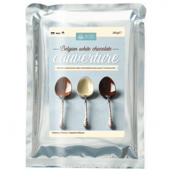 White Chocolate - Belgium Couverture 300g