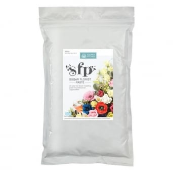 White – Flower Florist Paste 1kg
