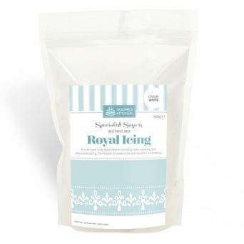 White – Professional Royal Icing Instant Mix - 500g
