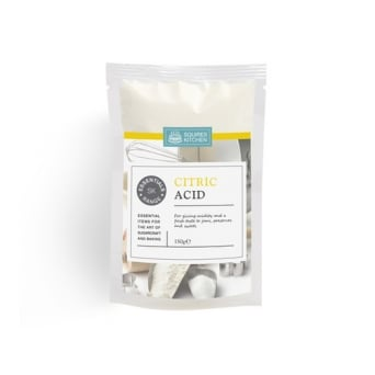 Citric Acid 150g By Squires Kitchen