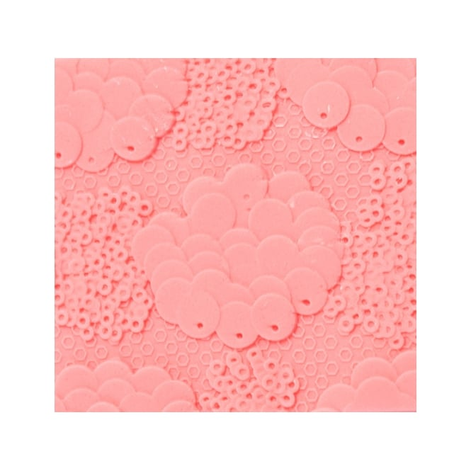 Sugar Crafty  Sequin Cluster Texture Mat