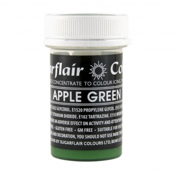 Apple Green - Pastel Paste Concentrate Colouring 25g