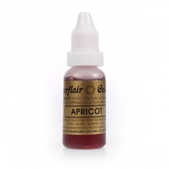 Apricot - Sugartint Concentrated Droplet Colour 14mlr