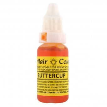 Buttercup - Sugartint Concentrated Droplet Colour 14ml