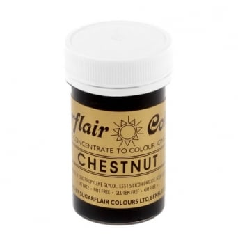 Chestnut - Spectral Paste Concentrate Colouring 25g
