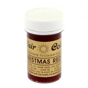 Christmas Red - Spectral Paste Concentrate Colouring 25g