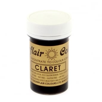 Claret - Spectral Paste Concentrate Colouring 25g