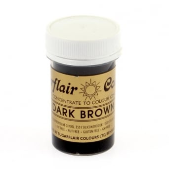 Dark Brown - Spectral Paste Concentrate Colouring 25g