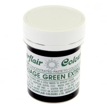 Foliage Green Extra - Max Concentrate Colouring 42g