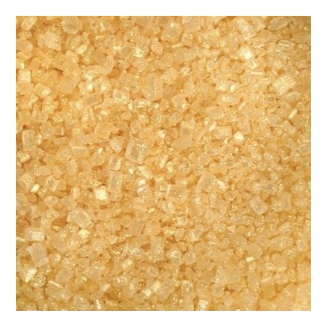 Sugarflair Gold - Edible Sprinkles 20g