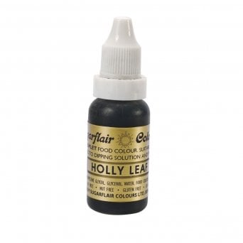 Holly Leaf - Sugartint Concentrated Droplet Colour 14ml