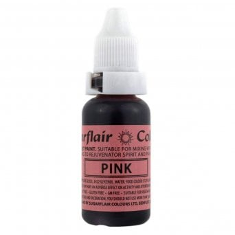 Hollyberry Pink - Sugartint Concentrated Droplet Colour 14ml