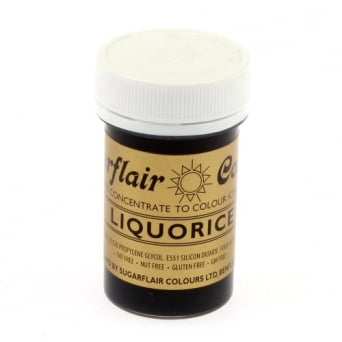 Liquorice - Spectral Paste Concentrate Colouring 25g