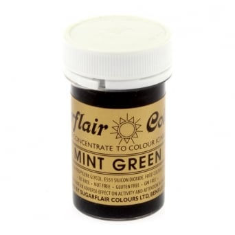 Mint Green - Spectral Paste Concentrate Colouring 25g