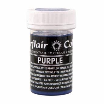 Purple - Pastel Paste Concentrate Colouring 25g