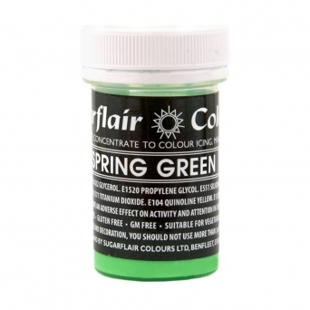Spring Green - Pastel Paste Concentrate Colouring 25g