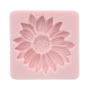 Large Daisy Mould By Sunflower Sugar Art