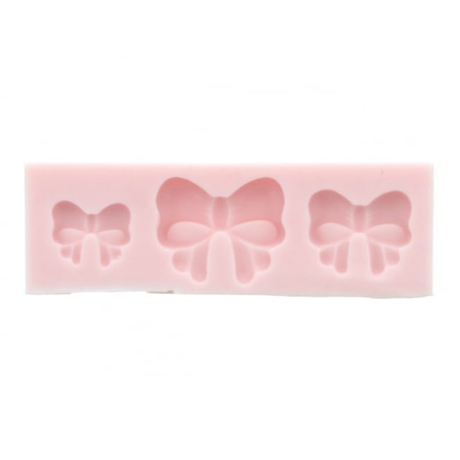 Sunflower Sugar Art Mini Bow Set Of 3 Mould By